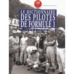 LE DICTIONNAIRE DES PILOTES DE FORMULE 1 1950-199 VOL.7 de Dominique Pascal Librairie Automobile SPE 9782726884805