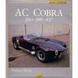 AC COBRA 260, 289, et 427 de Philippe HAZAN