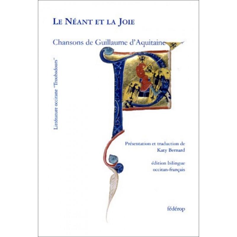 Le Néant et la joie de Guillaume D'AQUITAINE Librairie Automobile SPE 9782857922155
