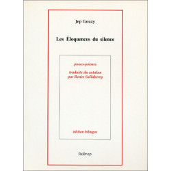 Les Éloquences du silence de Jep GOUZY Librairie Automobile SPE 9782857921226