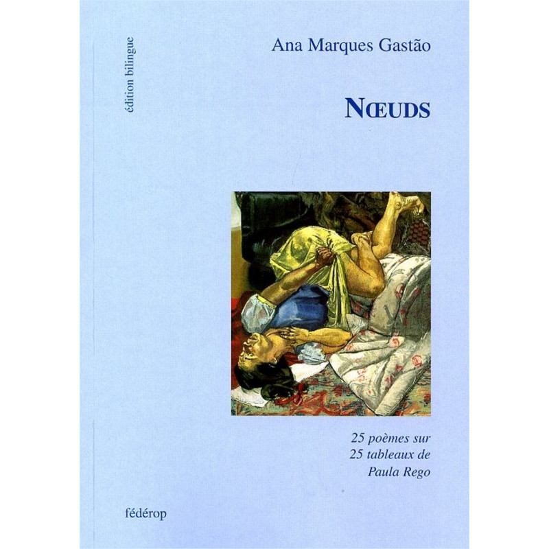 Nœuds de Ana Marques GASTãO Librairie Automobile SPE 9782857921707
