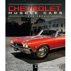9791028302092-CHEVROLET MUSCLE CARS 1955-1974 / Mike MUELLER / Edition ETAI