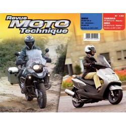 REVUE MOTO TECHNIQUE BMW R1200 de 2003 à 2007 - RMT 145 Librairie Automobile SPE 9782726892466