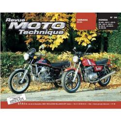 REVUE MOTO TECHNIQUE HONDA CX 400 , 500 et 650 - RMT 39 Librairie Automobile SPE 9782726890325