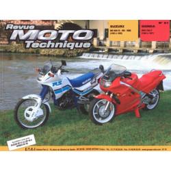 REVUE MOTO TECHNIQUE HONDA VFR 750 de 1990 à 1996 - RMT 81 Librairie Automobile SPE 9782726891278