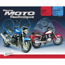 REVUE MOTO TECHNIQUE HONDA VT 125 SHADOW de 1999 à 2001 - RMT 119 Librairie Automobile SPE 9782726891698
