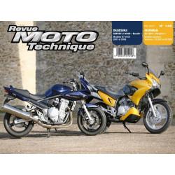 REVUE MOTO TECHNIQUE HONDA 125 XLV de 2007 et 2008 - RMT 148 Librairie Automobile SPE 9782726892497