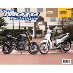 REVUE MOTO TECHNIQUE PEUGEOT 125 TWEET de 2010 à 2012 - RMT 164 Librairie Automobile SPE 9782726892657