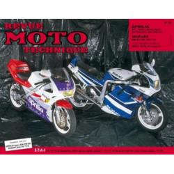 REVUE MOTO TECHNIQUE SUZUKI GSX-R 1100 de 1989 à 1994 - RMT 80 Librairie Automobile SPE 9782726891018