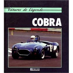 COBRA VOITURE DE LEGENDE / Beki ADAM / Edition ATLAS-9782731211009