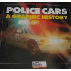 POLICE CARS A GRAPHIC HISTORY