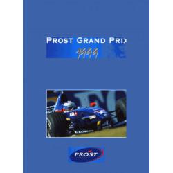 PROST GRAND PRIX 1999 Tome 2 Librairie Automobile SPE 9782940125388
