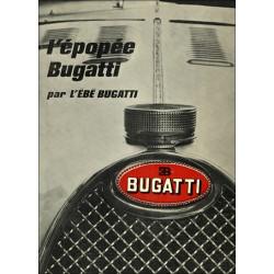 L' EPOPEE BUGATTI Librairie Automobile SPE 9782360590216
