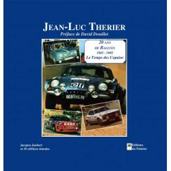 JEAN-LUC THÉRIER LE TEMPS DES COPAINS Librairie Automobile SPE 9782914920841