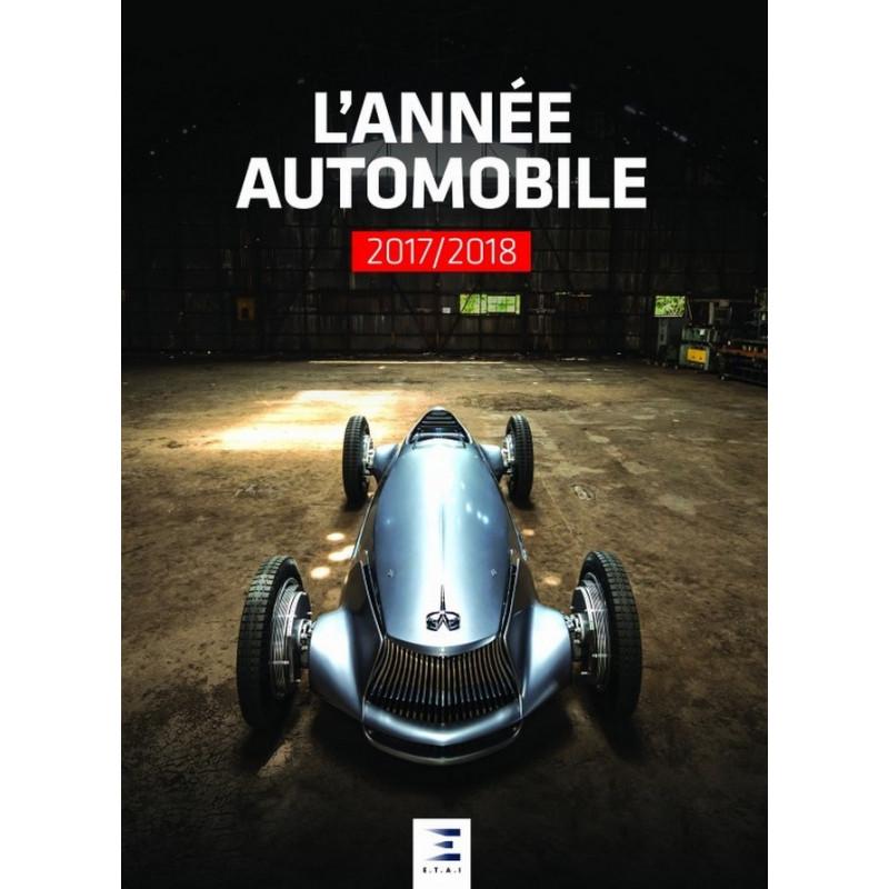 L'ANNÉE AUTOMOBILE N°65 2017-2018 Librairie Automobile SPE 9791028302283