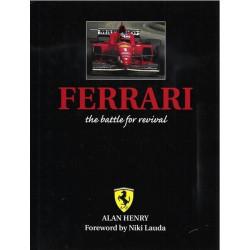 FERRARI THE BATTLE FOR REVIVAL