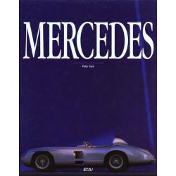 MERCEDES (coffret) Peter Vann Librairie Automobile SPE 9782726881958