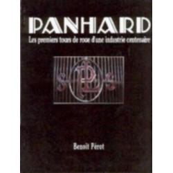 PANHARD Les premiers tours de roue d'une industrie centenaire Librairie Automobile SPE
