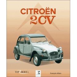"CITROEN 2CV ""TOP MODEL"" Librairie Automobile SPE 9791028301323"