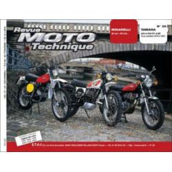 REVUE MOTO TECHNIQUE YAMAHA XT et SR 400 et 500 de 1976 à 1987 - RMT 29 Librairie Automobile SPE 9782726890226