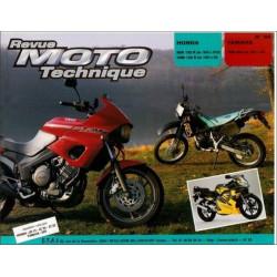 REVUE MOTO TECHNIQUE HONDA NSR et CRM 125 de 1989 à 2002 - RMT 85 Librairie Automobile SPE 9782726891322