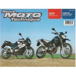 REVUE MOTO TECHNIQUE HONDA 125 CBR de 2004 et 2005 - RMT 137 Librairie Automobile SPE 9782726892381
