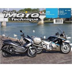REVUE MOTO TECHNIQUE YAMAHA FJR 1300 de 2006 à 2011 - RMT 162 Librairie Automobile SPE 9782726892633