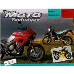 REVUE MOTO TECHNIQUE YAMAHA TDM 850 de 1991 à 1995 - RMT 85 Librairie Automobile SPE 9782726891322