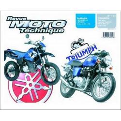 REVUE MOTO TECHNIQUE TRIUMPH 790 et 865 de 2001 à 2006 - RMT 141