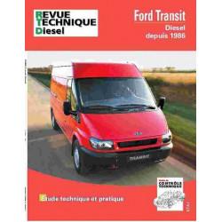 REVUE TECHNIQUE FORD TRANSIT DIESEL - RTA 148 Librairie Automobile SPE 9782726814826