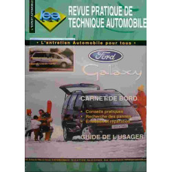 REVUE TECHNIQUE AUTOMOBILE FORD GALAXY Ess ET Die Librairie Automobile SPE 3176420903003