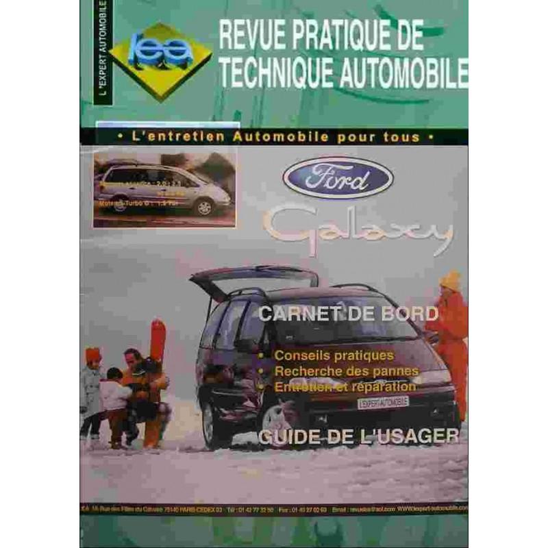 REVUE TECHNIQUE AUTOMOBILE FORD GALAXY Ess ET Die Librairie Automobile SPE 3176420903003