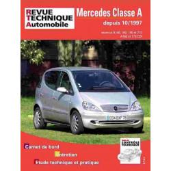 REVUE TECHNIQUE MERCEDES CLASSE A DEPUIS 1997 - RTA TAP406 Librairie Automobile SPE 3176420504026