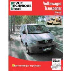REVUE TECHNIQUE VOLKSWAGEN TRANSPORTEUR - RTA 182 Librairie Automobile SPE 9782726818213