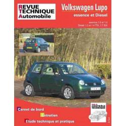 REVUE TECHNIQUE VOLKSWAGEN LUPO - RTA TAP390 Librairie Automobile SPE 3176420611007