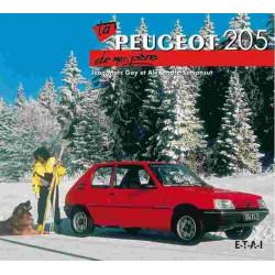 LA PEUGEOT 205 DE MON PÈRE Librairie Automobile SPE 9782726896778