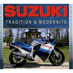 Suzuki - Tradition et modernité / Bertrand LEBRUN & Maël KERNEIS / ETAI-9782726895610
