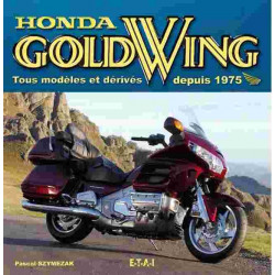 HONDA GOLDWING TOUS MODELES...