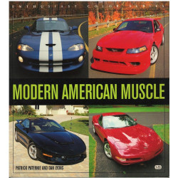 MODERN AMERICAN MUSCLE Librairie Automobile SPE 9780760306093