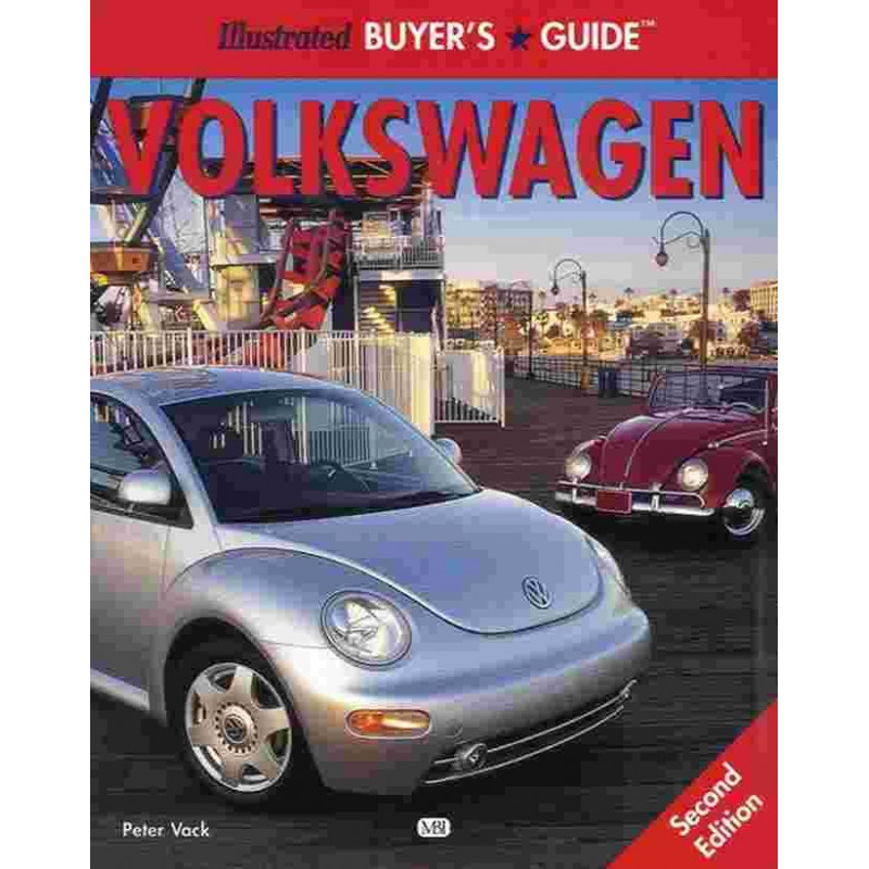VOLKSWAGEN - ILLUSTRATED BUYER'S GUIDE Librairie Automobile SPE 9780760305744