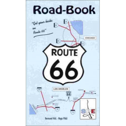 ROAD BOOK ROUTE 66 Edition SPE Barthelemy 9782912838025