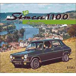 LA SIMCA 1100 DE MON PÈRE Librairie Automobile SPE 9782726888667