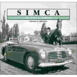SIMCA DE FIAT A TALBOT Librairie Automobile SPE 9782726884577