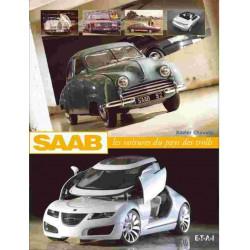 SAAB LES VOITURES DU PAYS DES TROLLS Librairie Automobile SPE 9782726889992