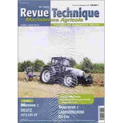 REVUE TECHNIQUE LAMBORGHINI R3 EVO Librairie Automobile SPE RTMA203