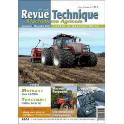 REVUE TECHNIQUE VALTRA SERIE M 120 - 120e - 130 - 150 / ETAI Librairie Automobile SPE RTMA175