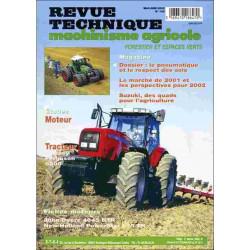 REVUE TECHNIQUE MASSEY-FERGUSON 8200 Librairie Automobile SPE RTMA142