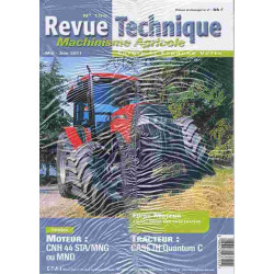 REVUE TECHNIQUE CASE IH...