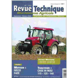 REVUE TECHNIQUE 180 CASE IH...