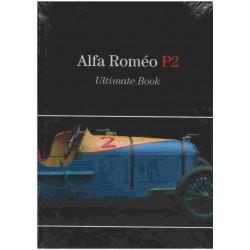 ALFA ROMEO P2 - ULTIMATE BOOK